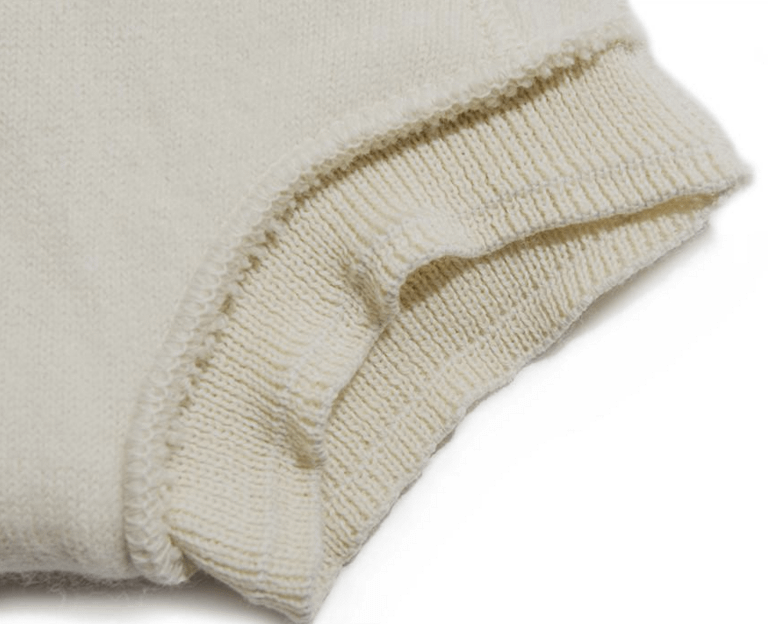 Soaker / Night Diaper Cover in Organic Merino Wool - Animista
